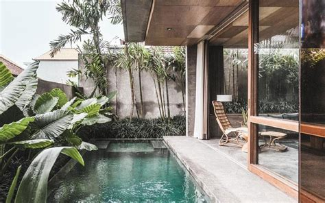 boutique hotels  bali telegraph travel