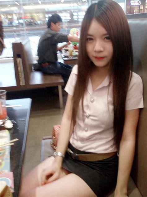 Pretty Girls All Around The World Thailand Sexy School