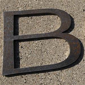 order metal letters now solid cut metal sign letters With corten steel letters