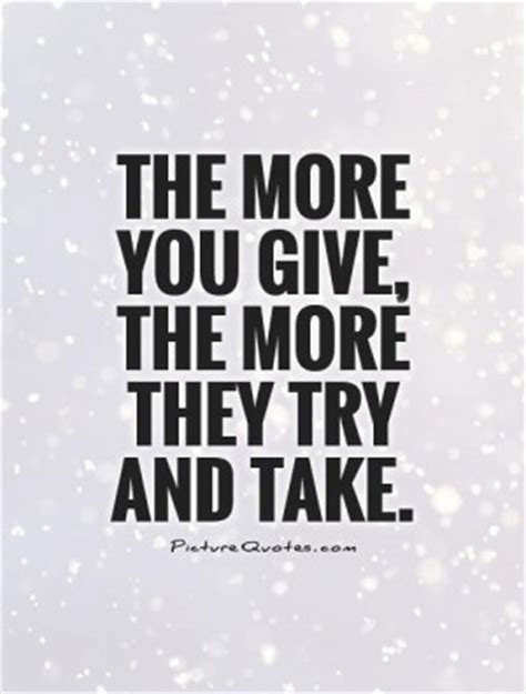 Give And Take Quotes Tumblr