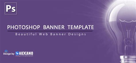 web design banners  psd photoshop banner website