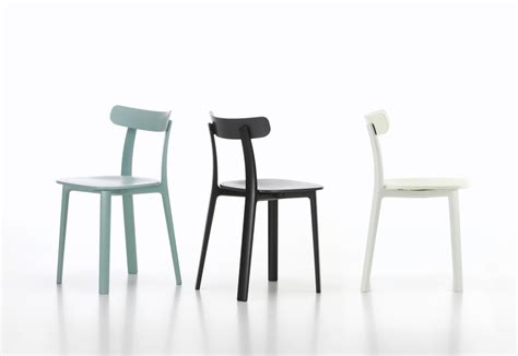 chaise wassily all plastic chair by vitra stylepark