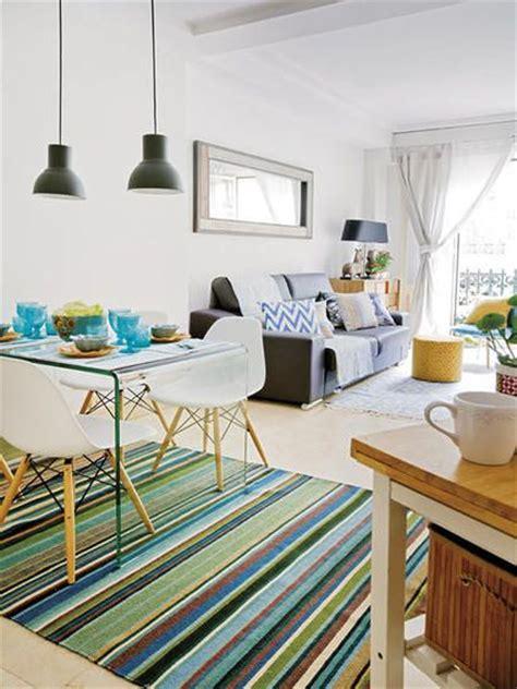 sala de jantar pequena deixe  sua bonita  moderna