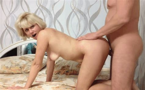 Anal Mature Mom Janet Gets A Length From Son As She Awaits