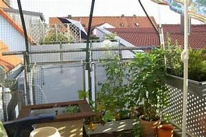 zeigt her eure katzensicherung fur garten und balkon With französischer balkon mit katzen abwehren im garten