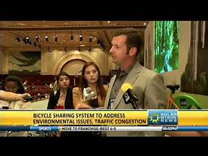 Bicycle Sharing System To Address Environmental Issues ...