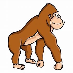 gorilla clipart #8 | 119 Gorilla Clipart | Clipart Fans