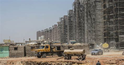egypt builds   capital city  replace cairo