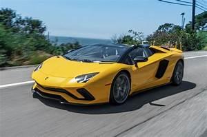 Lamborghini Aventador 2018 : 2018 lamborghini aventador s roadster first drive one of a kind motor trend canada ~ Medecine-chirurgie-esthetiques.com Avis de Voitures