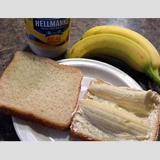 We Tried Dale Earnhardt, Jr's Mayonnaise And Banana Sandwich