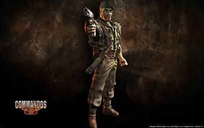 Commandos Courage Jeux Comandos Pc Remaster Fuerza