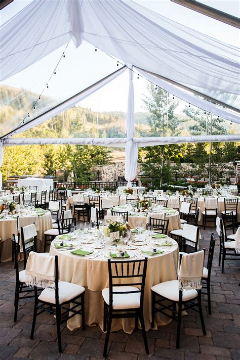 tent reception ideas cream green and taupe tent