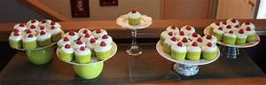 Lime Green Raspberry Birthday Cupcakes - JavaCupcake