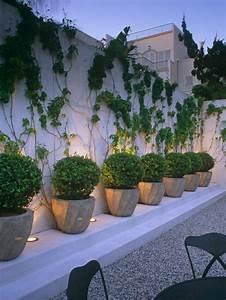 Parasol De Jardin : jard n sin c sped ideas para dise ar tu patio el blog del decorador ~ Teatrodelosmanantiales.com Idées de Décoration