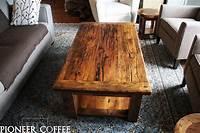 reclaimed coffee table Custom Barnwood Coffee Tables   Blog