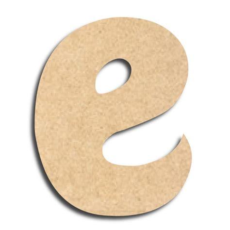 lettre a peindre lettre en bois 224 peindre e minuscule lettre bois