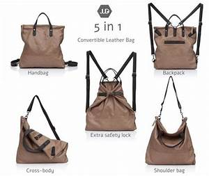 Tasche Die Man Auch Als Rucksack Tragen Kann : walnut brown leather backpack convertible leather bag soft leather bag women 39 s leather ~ Orissabook.com Haus und Dekorationen