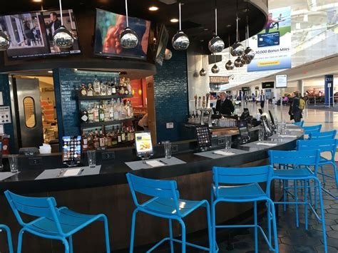 New Food Options In Terminal C At Ewr New Jersey