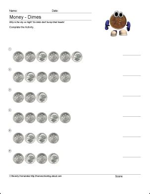 math and money worksheets for counting coins you can