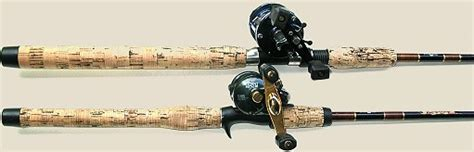 types  rods reels walleye