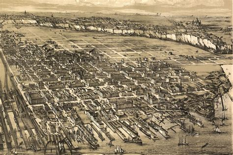 Hoboken New Jersey History And Cartography (1881) Youtube
