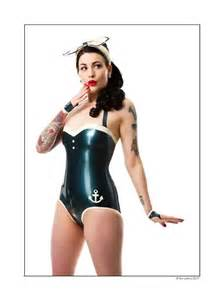 Latex Swimsuits for Women