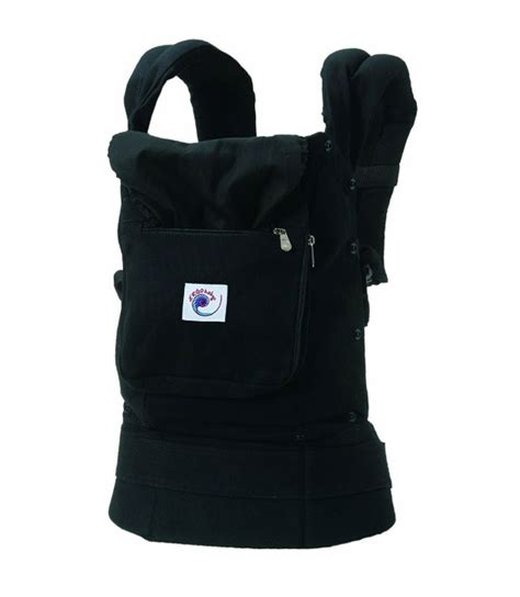 ergobaby options baby carrier black
