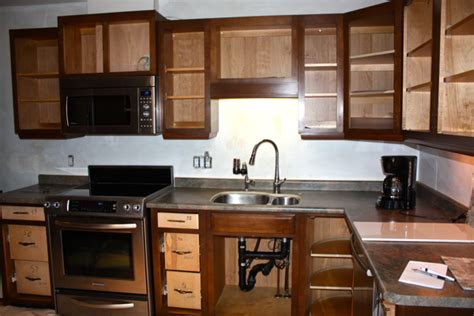 how to update kitchen cabinets without replacing them the big reveal my parents new kitchen