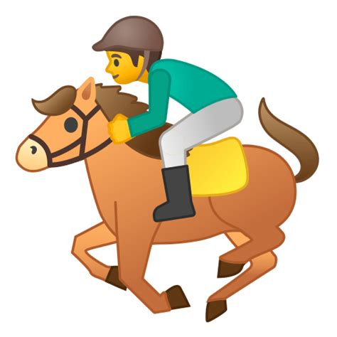 horse racing emoji meaning  pictures