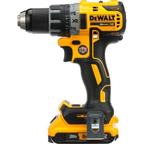 dewalt  max xr li ion brushless compact power tool set