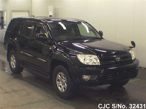 2005 toyota hilux surf 4runner black for sale stock no 32431 used cars exporter