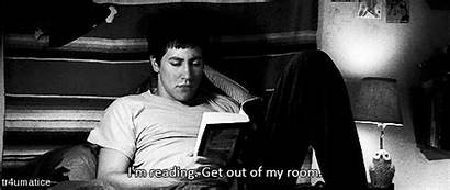 Read Reading Dude Books Gifs Re There