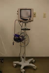 Heart Rate Monitor Hospital Machine