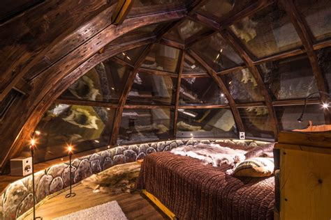 hotel ilveslinna lapland igloo discovering finland