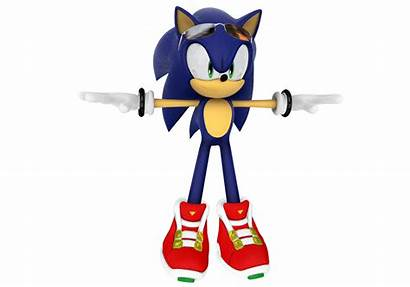 Sonic Riders Older Version Characters Deviantart Shoes
