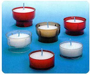 candele e affini lumini votivi bicchiere cereria cervellini