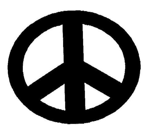 Symbol Meaning by Peace Signs Symbols Weneedfun
