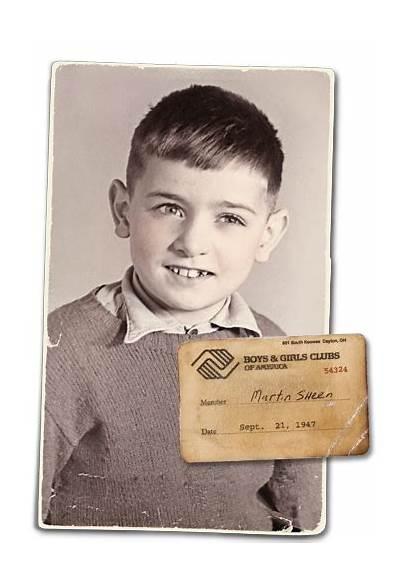 Celebrities Young Sheen Martin Google