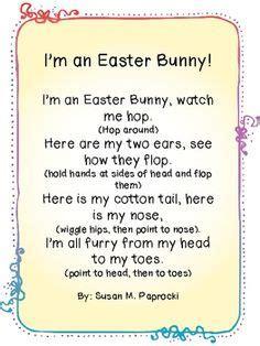 easter poem for preschool 1000 images about easter in kindergarten on 408