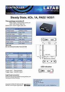 Steady State  4ch  1a  Pad2 1435  1 Controller This Package