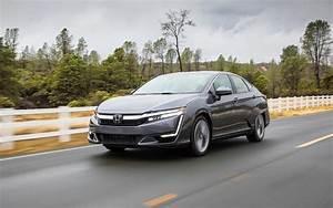 Hybride Auto Rechargeable : honda clarity hybride rechargeable 2018 la plus verte des honda guide auto ~ Medecine-chirurgie-esthetiques.com Avis de Voitures