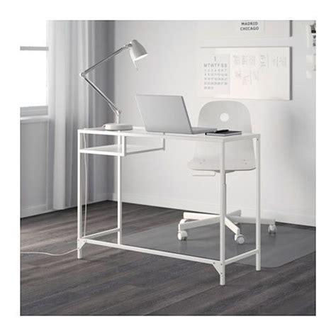 Ikea Tisch Für Laptop by Vittsj 214 Laptoptisch Wei 223 Glas Einrichtung