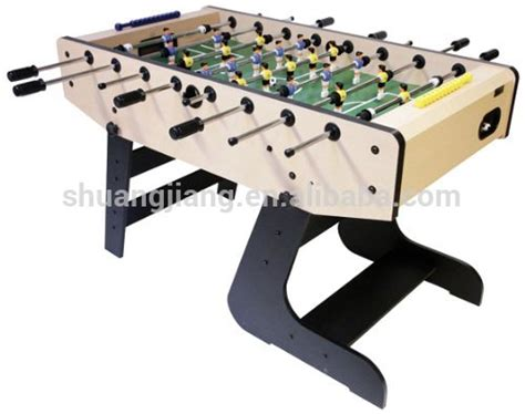 soccer table game price factory price foldable football game table soccer game