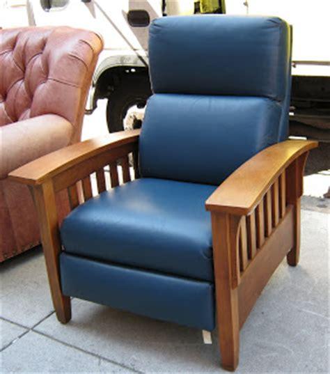 ethan allen mission recliner chair uhuru furniture collectibles ethan allen mission style