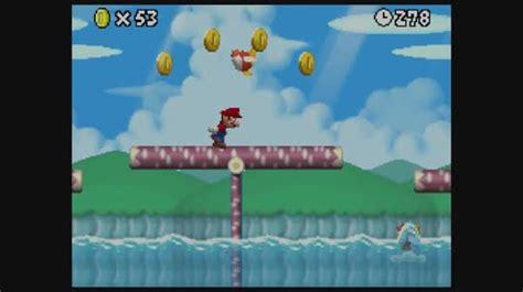 New Super Mario Bros Nintendo Ds Games Nintendo