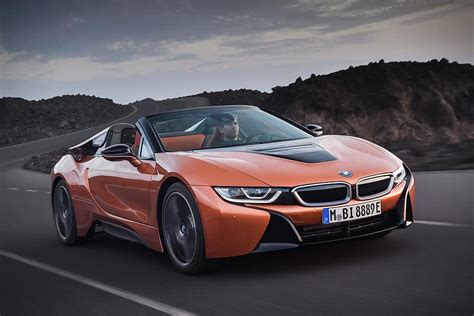 2019 Bmw I8 Roadster by 2019 Bmw I8 Roadster Has More Horsepower Than Before