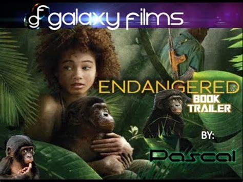 endangered  eliot schrefer book trailer youtube
