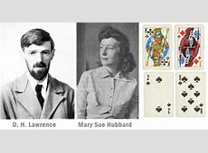 Mary Sue Hubbard and DH Lawrence