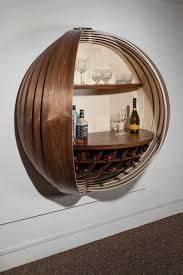 The Creative Spherical Shape Drink Cabinet By Splinter