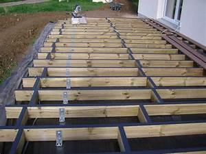 Pose De Lame De Terrasse : r alisation de ma terrasse en composite geolam 41 messages ~ Edinachiropracticcenter.com Idées de Décoration